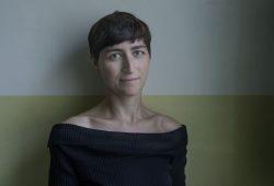 Ulrike Almut Sandig. Foto: Ludwig Rauch