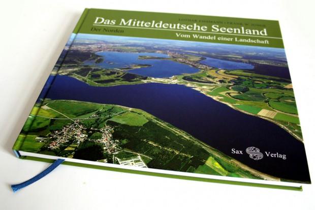 Lothar Eißmann, Frank W. Junge: Das Mitteldeutsche Seenland. Der Norden. Foto: Ralf Julke