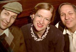 August Geyler, Susanne Bolf, Armin Zarbock. Foto: Armin Zarbock