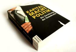 Harald Trabold: Kapital Macht Politik. Foto: Ralf Julke