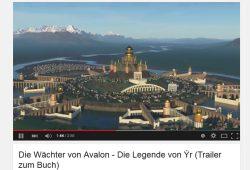 """Trailer-Bild zum dritten Band """"Die Legende von Yr"""". Screenshot: L-IZ"""