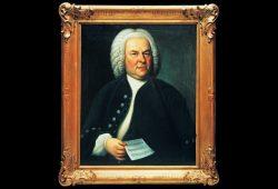 Bach-Porträt von Elias Gottlob Haußmann von 1748. Foto: Bach Archiv Leipzig