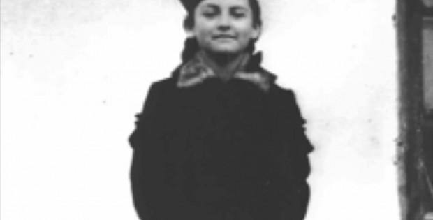 Elza Reich, ungarisch-jüdische Überlebende des KZ-Außenlagers Markkleeberg / Wolfswinkel. Foto: Flügelschlag Werkbühne e.V.