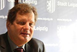 Leipzigs Sozialbürgermeister Thomas Fabian. Foto: Ralf Julke