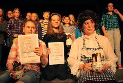 Die Gewinner beim Gaggaudebbchen-Wettbewerb 2014. Foto: Ralf Julke