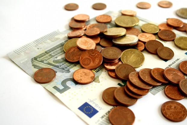 Für manchen viel, für manchen wenig Geld. Foto: Ralf Julke