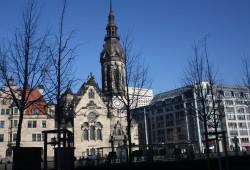 Reformierte Kirche am Ring in Leipzig. Foto: Ernst-Ulrich Kneitschel