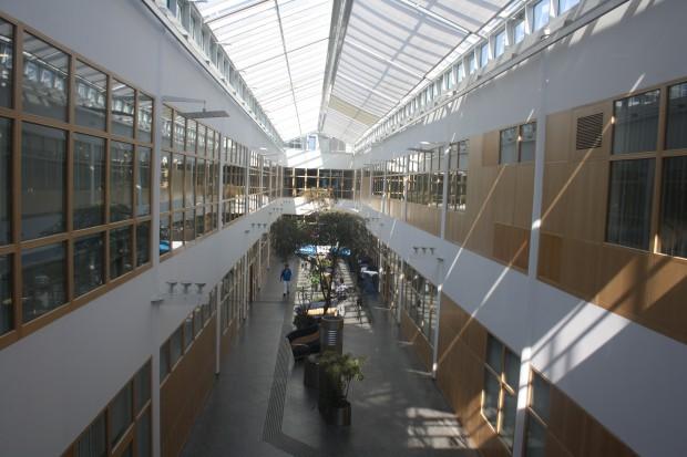 Universitätsklinikum Leipzig. Foto: Ernst-Ulrich Kneitschel