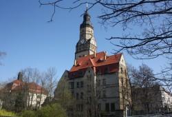 Turmbesteigung Philippus am Karl-Heine-Kanal. Foto: Ernst-Ulrich Kneitschel