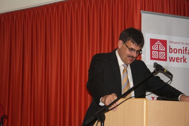 Ralf Berger, Leiter der Regionalstelle Leipzig der SBA. Foto: Ernst-Ulrich Kneitschel
