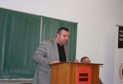 Tayyar Kocak, Regionalleiter des Forums Interreligiöser Dialog. Foto: Ernst-Ulrich Kneitschel