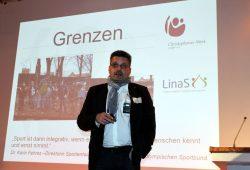 Frank Eichholt vom Christophorus-Werk Lingen. Foto: SachsenSportMarketing GmbH