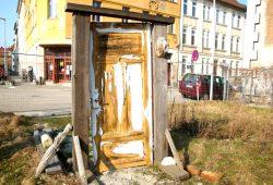 Auch in der Lindenauer Josephstraße haben die kreativen Pioniere erst den Boden für die Immobilienentwicklung bereitet. Foto: Gernot Borriss