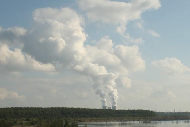 Das Kraftwerk Lippendorf im Leipziger Südraum. Foto: Ralf Julke