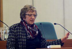 Margitta Hollick (Die Linke). Foto: L-IZ.de