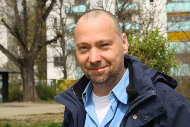 Michael Oertel. Foto: Ralf Julke