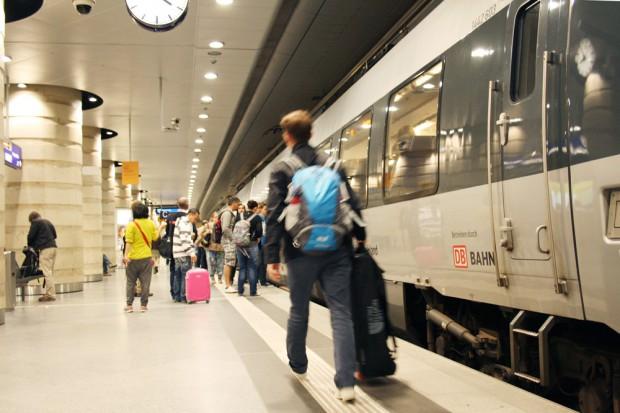 Zugpferd im ZVNL: die Mitteldeutsche S-Bahn, die seit 2013 in Betrieb ist. Foto: Ralf Julke