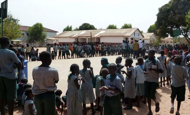 Die Schule ist oft die einzige Chance auf eine Ausbildung. Foto: privat