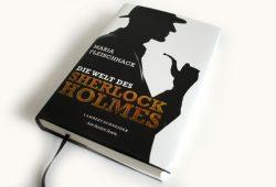 Maria Fleischhack: Die Welt des Sherlock Holmes. Foto: Ralf Julke