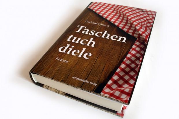 Gerhard Pötzsch: Taschentuchdiele. Foto: Ralf Julke