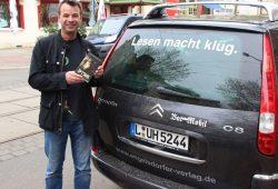 Tino Hemmann - Jahr für Jahr legt er neue Bücher vor. Foto: Volly Tanner
