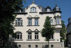 Die Tübke-Villa in Gohlis: die Leipziger Dependance der Galerie Schwind. Foto: Galerie Schwind