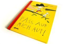 Lorenz Pauli, Miriam Zedelius: Pass auf mich auf! Foto: Ralf Julke