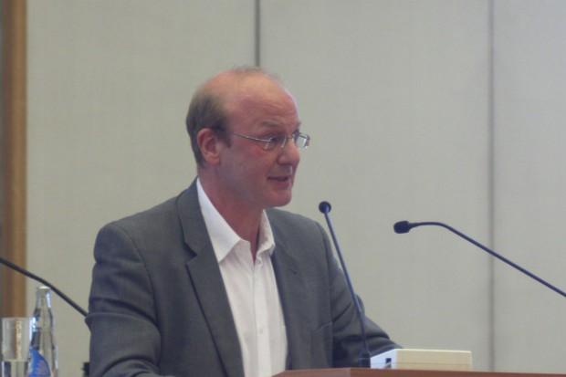 Steffen Wehmann (Die Linke). Foto: L-IZ.de
