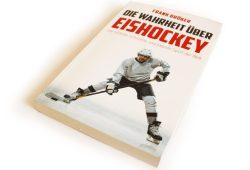 Frank Bröker: Die Wahrheit über Eishockey. Foto: Ralf Julke