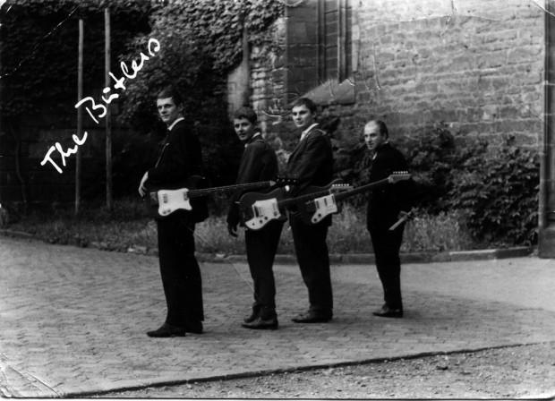 The Butlers in der Besetzung der 1960er Jahre. Foto: The Butlers
