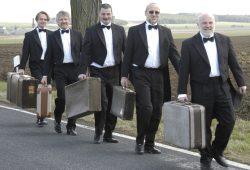 The Butlers in der aktuellen Besetzung. Foto: The Butlers