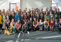 Ensemblefoto A Cappella Wettbewerb. Foto: DREIECK MARKETING/Holger Schneider