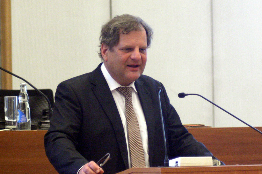 Thomas Fabian (Sozialbürgermeister). Foto: L-IZ.de