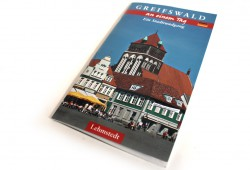 Steffi Böttger: Greifswald an einem Tag. Foto: Ralf Julke