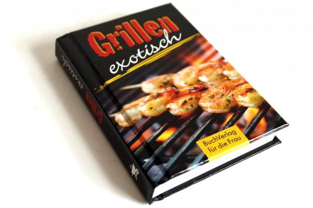 Ute Scheffler: Grillen exotisch. Foto: Ralf Julke