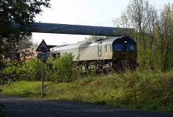 In der Regel kamen die Müllimporte in gut verschlossenen Güterzügen nach Sachsen. Foto: Marko Hofmann