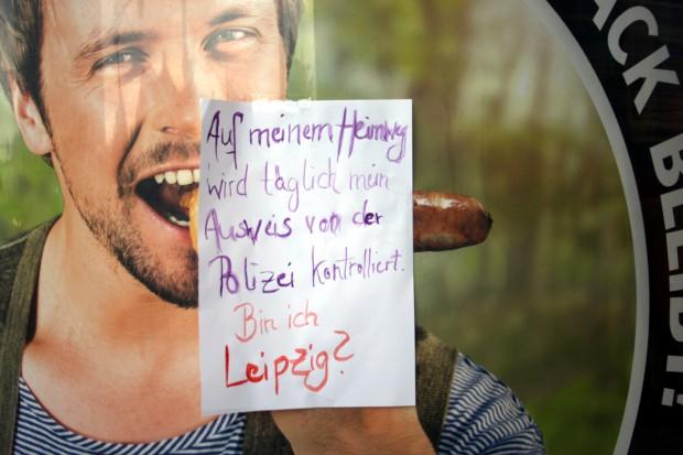 Bin ich Leipzig? Foto: Alexander Böhm
