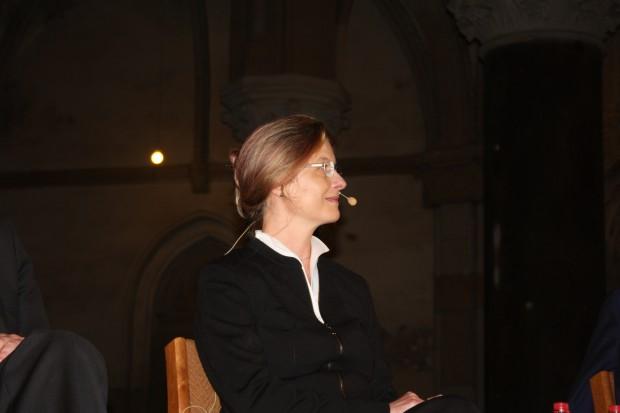 Pfarrerin Margrit Klatte. Foto: Ernst-Ulrich Kneitschel
