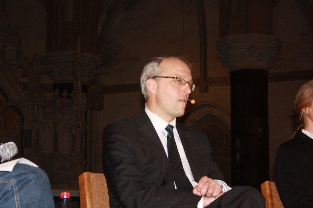 Landesbischof Dr. Carsten Rentzing. Foto: Ernst-Ulrich Kneitschel