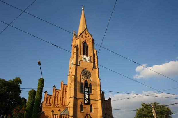 Friedenskirche in Leipzig Gohlis. Foto: Ernst-Ulrich Kneitschel