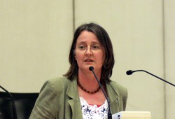 Annette Körner (Grüne). Foto: L-IZ.de