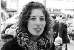 Laura Friedrich vom Larifari-Theater. Foto: Volly Tanner