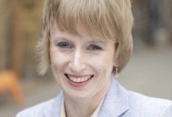 TdJW-Verwaltungsdirektorin Lydia Schubert. Foto: Tom Schulze