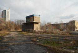 Das einstige Markthallenviertel wartet auf seine Wiederbelebung. Foto: Ralf Julke