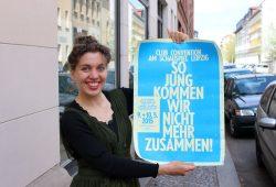 Marlene Schick-Witte - schauen, horchen und sich begeistern lassen. Foto: Volly Tanner
