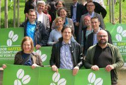 Grüne Kampagne zur Stärkung von Weltoffenheit und Toleranz. Foto: Bündnis 90/Die Grünen
