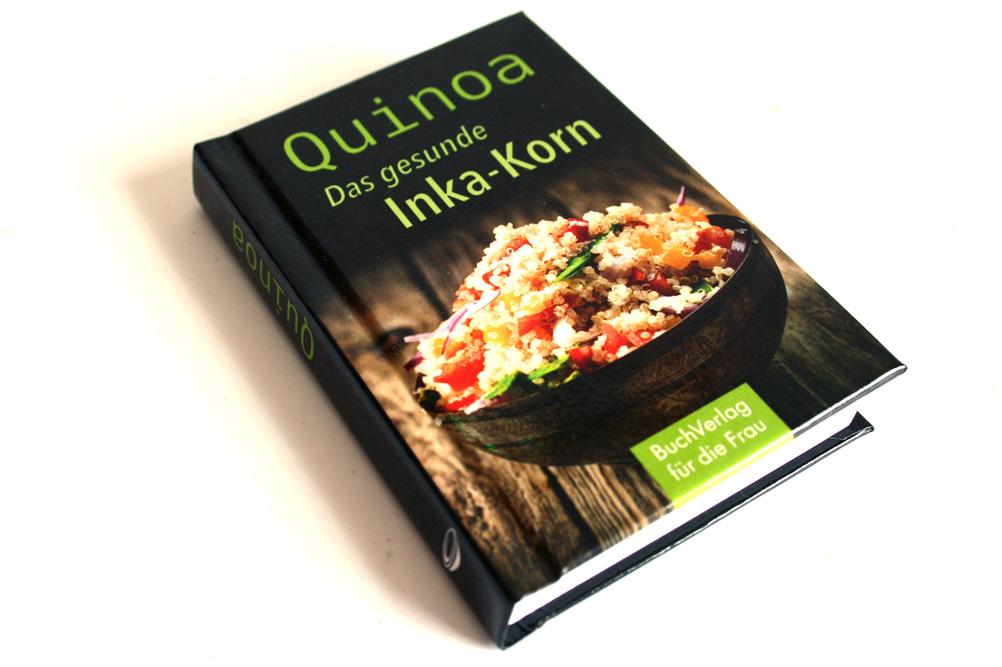 Anja Völkel: Quinoa. Foto: Ralf Julke