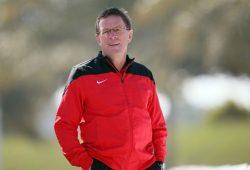 Ralf Rangnick wird Cheftrainer. Foto: RBL