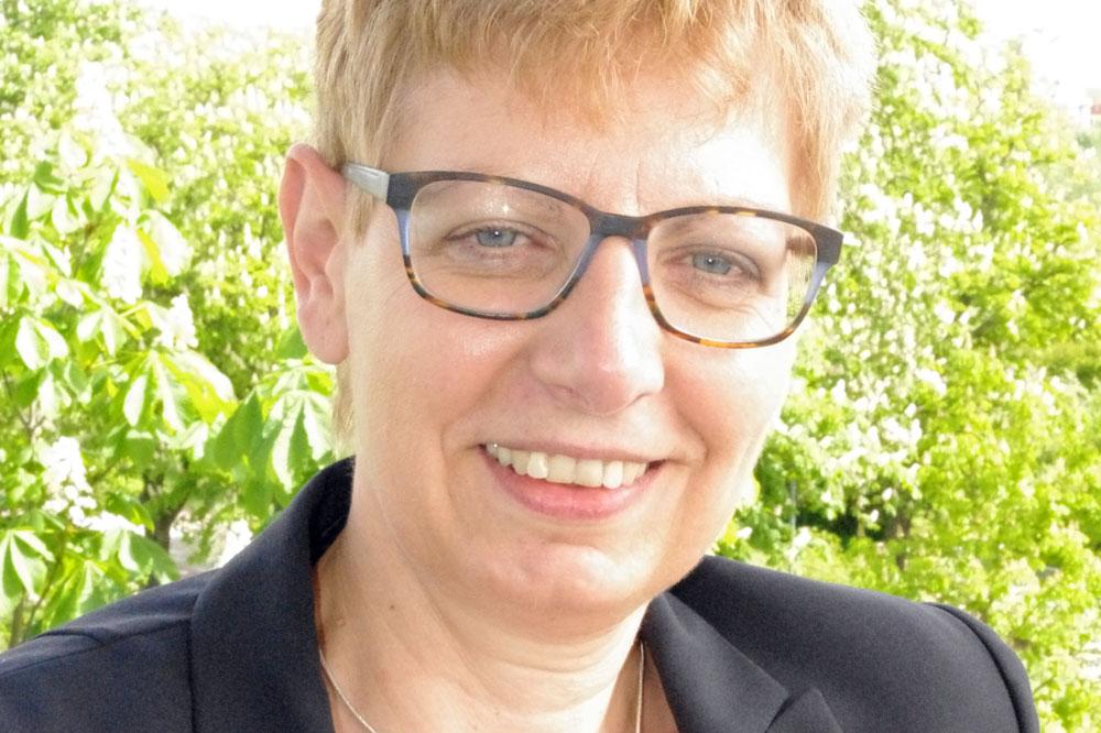 Reinhilde Willems. Foto: privat