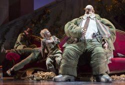 """""""Siegfried""""-Inszenierung in der Oper Leipzig. Foto: Tom Schulze"""